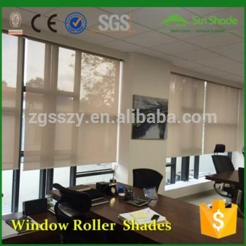 China Electric roller blinds Customized Motorized/motorised roller blinds/diy electric curtain