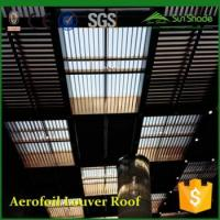 Pergola louvers/Automatic china suppliers roof louvre