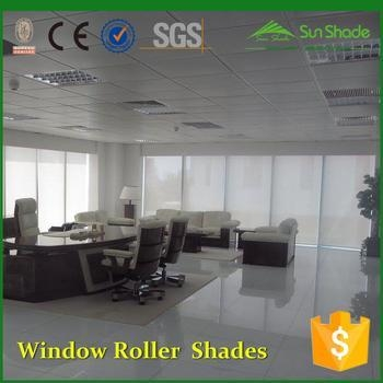 China Living Room roller blinds curtains restaurant curtain