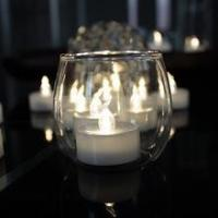 2016 China suppliers warmer-white flame led tea light candle Manufactures