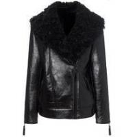 women black long leather biker jacket Manufactures