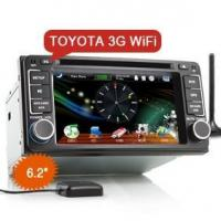 China Erisin ES1026K 6.2 Car Multimedia System universal for TOYOTA Car Used on sale