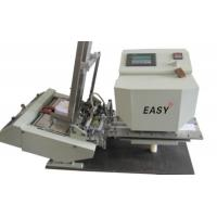 China HS-STM-B Automatic Anti Fake Label Hot Stamping Machine For Card on sale