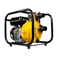 1.5 inch twin impeller high pressure water pump/high lift mini water pump driven by gasoline engine