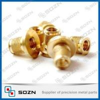 Buy cheap precision machining self locking cap nut/press nut from wholesalers