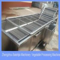 small size automatic washing machine for leafy, root vegetables Manufactures