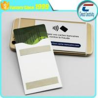 double sides adhesive tape aluminium mobile card holder cd sleeves Manufactures