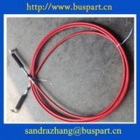 Buy cheap Bus engine yutong spare parts / gearbox parts gear shift cable from wholesalers