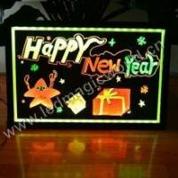 China 2016 New Product Advertising Sign Board LED Writing Board on sale