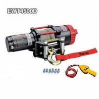 China Powersport Winches 4500 Lb Winch For Utv on sale