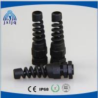 PG Thread Nylon Cable Gland With Strain Relief custom designed Manufactures