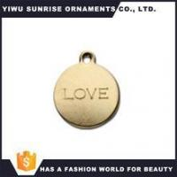 Buy cheap Wholesale Products Stainless Steel Gold Fashion Lovely Necklace Jewelry Pendant from wholesalers