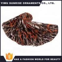Buy cheap Best-Selling Scarf Shawl And Printed Chiffon Scarf from wholesalers