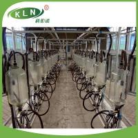 China Glass Bottle Type Milking Parlor on sale