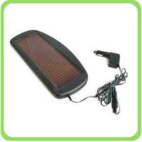 Buy cheap 12v solar car battery charger (SCC-1.5) from wholesalers