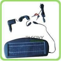 Buy cheap Solar charger car battery (SCC-8.5) from wholesalers