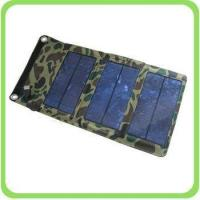 5W Travelling Solar Panel Charger (SPC-05) Manufactures