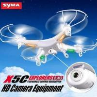 RC Quadcopter Drone Toy Syma X5C 2.4G 4 Channel Helicopters Drone with HD Camera Manufactures