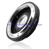 Lens Ring/Adaptor FD-EOS Manufactures