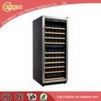 Buy cheap New display showcase wine refrigerator supplier on alibaba from wholesalers