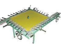 Plate-making, UV, drying equip High precision mechanical net machine Manufactures
