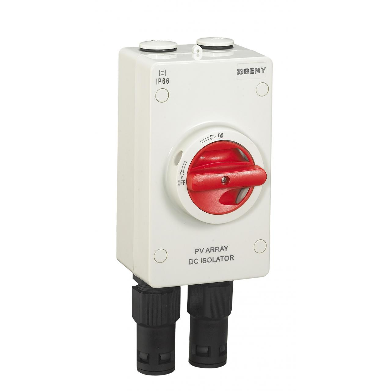 Buy cheap DC Components DC Isolator Switch With Quick Connector from wholesalers