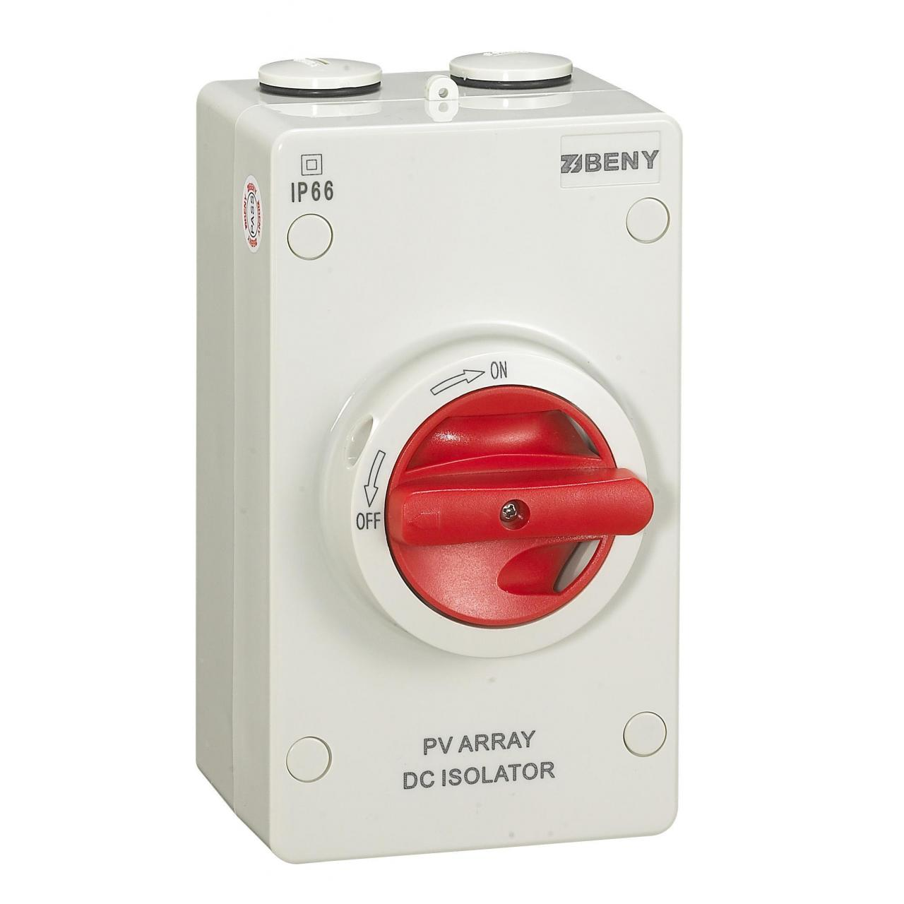 Buy cheap DC Components 1200V DC Isolator Switch from wholesalers