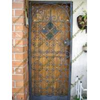 Buy cheap lowes exterior wood doors,front doors from lowes,single wood and iron doors from wholesalers