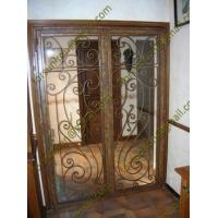 Buy cheap iron inter door,NOT xiamen ouya industry,iron door,entry iron door,iron intery door from wholesalers