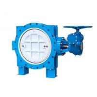 Eccentric Double Flange Butterfly Valve Manufactures