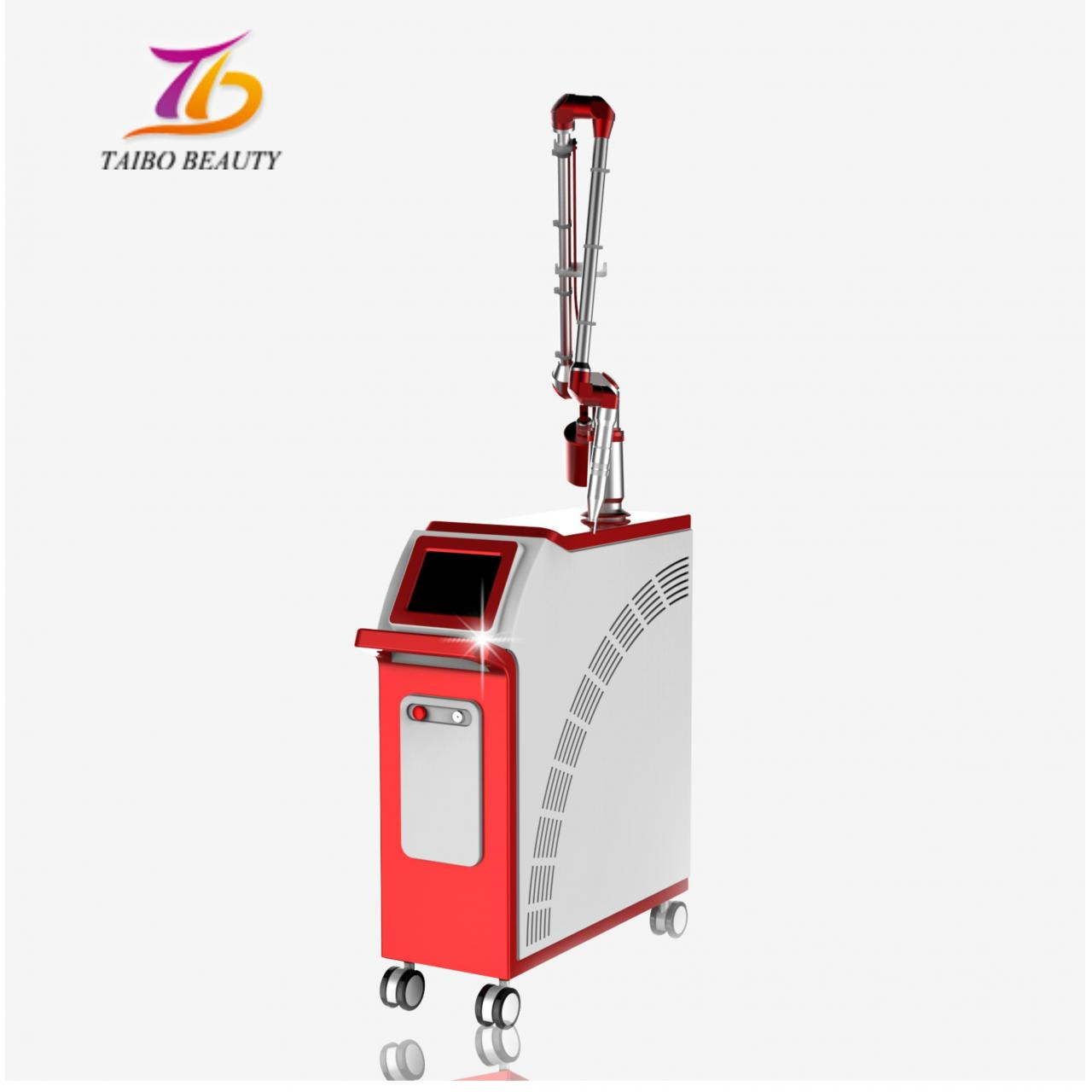 Q-switch Nd Yag laser tattoo removal machine Manufactures