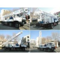 200m deep portable water drill rig BZC200CA truck mounted drilling rig Manufactures
