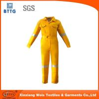 Buy cheap 100% Cotton FR and ARC-proof Coverall from wholesalers