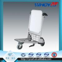 High quality 3 Wheel aluminum alloy passager trolley