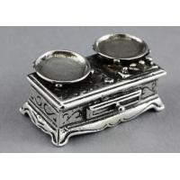 China Dutch Antique Silver Miniature Toy Scale - on sale