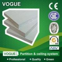 Vogue green magnesium oxide wallboard fireproof insulation board perlite board Manufactures