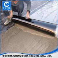 High quality Bitumen waterproof membrane with self adhesive