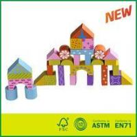 China Wooden Building Blocks for Kids on sale