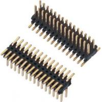 Board To Board Connector 0.8mm Pin Header, Dual Row, Right Angle Manufactures