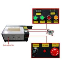 Buy cheap manufacturer acrylic laser cut machine HT-460 laser engraving machine from wholesalers