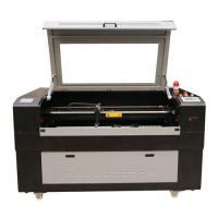 hot sale 80w/100w/130w/150w acrylic/rubber/non-metal / bird ring laser engravin Manufactures