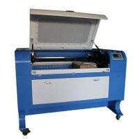 Buy cheap HT-690 co2 laser engraving cutting for PVC/Acrylic/Wood/MDF/Plywood Fume from wholesalers