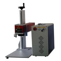 Buy cheap jewelry/gold/ring fiber laser stainless steel marking machine with the rotary de from wholesalers