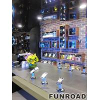 brand cell phone accessory store LED lighted display fixtures Manufactures