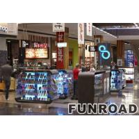 brand mobile phone and accessory kiosk in shopping mall Manufactures