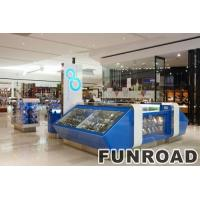 brand cell phone and accessory kiosk display solutions Manufactures