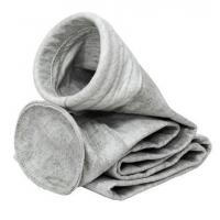Antistatic Non Woven Needle Felt Filter Cloth Manufactures
