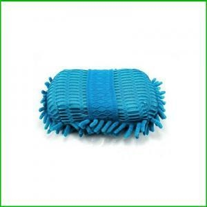 Quality Microfiber Chenille Cleaning Sponge for sale