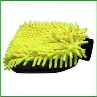 Auto Cleaning Plush Microfiber Gloves Manufactures