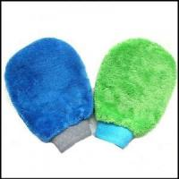 Car Wash Microfiber Gloves Wholesale Manufactures